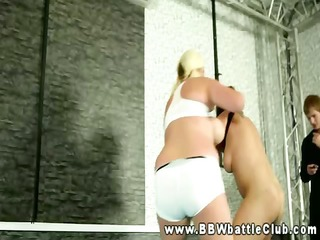 plump wrestler one as well as the other desire to
