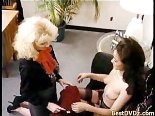 sexually excited lesbos licking bushy pussies