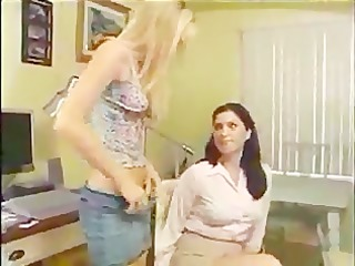 teacher undresses and spanks student